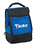 Dual Compartment Insulated Lunch Bags